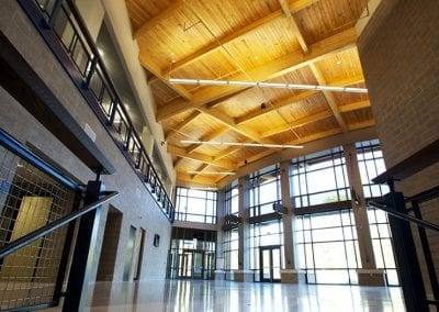 Bryant School Interior Concrete Project