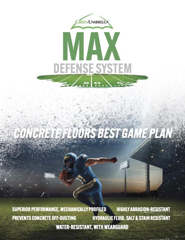 Max Defense CutSheet